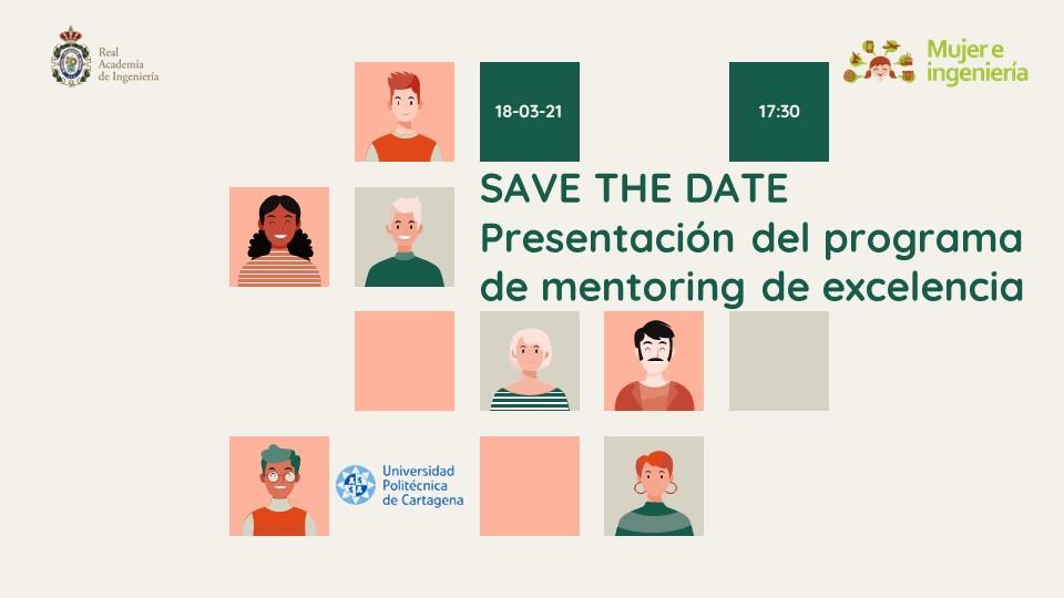 Presentación del Mentoring de Excelencia para el Desarrollo del Talento STEM Femenino: Universidad Politécnica de Cartagena