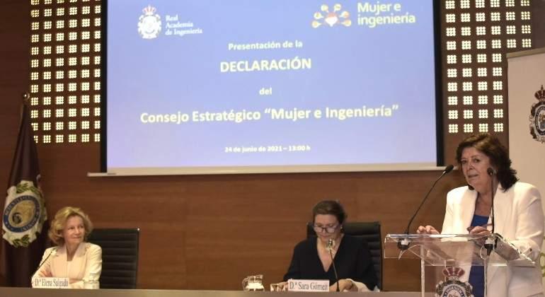 Declaración Mujer e Ingeniería